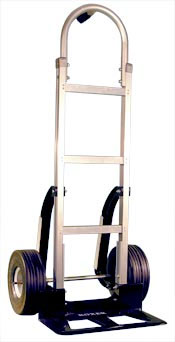 Boxer Aluminum Hand Truck - Single Grip