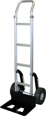Boxer Plus Aluminum Hand Truck - U Handle